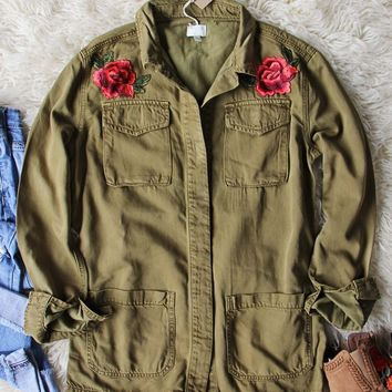 Highfield Military Shirt Jacket