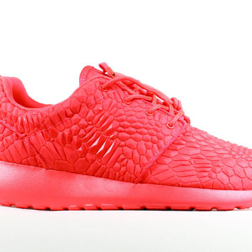 Nike Women's Roshe Run One DMB Diamondback Bright Crimson