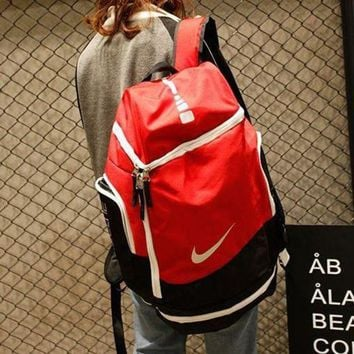 DCCKN6V NIKE Fashion Big Travel Bag Sport School Shoulder Bag Backpack