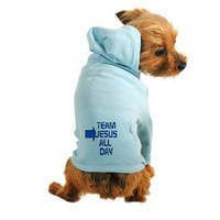Team Jesus All Day Dog Hoodie> Tammi's Gifts