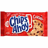 Chips Ahoy! Chewy Chocolate Chip Cookies, 13 Ounce (packaging may vary)