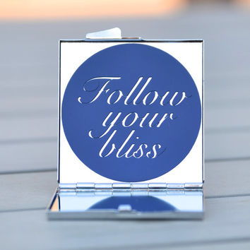 Gifts under 20 | Follow your bliss | Gifts for her | Stocking stuffer, birthday gift, hostess gift, gift for friends