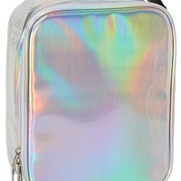 Old Navy Girls Iridescent Lunch Bag Size One Size - Iridescent