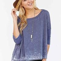 Chaser High/Low Boxy Tee-