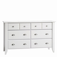 Child Craft Shoal Creek Double 6 Drawer Dresser F04709.07