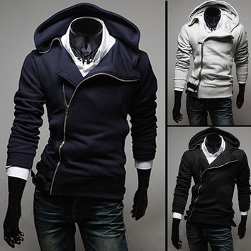 Men's Fashion Hoodies Korean Hats Stylish Men Jacket [6528675075]