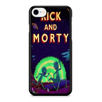 Rick And Morty 2 iPhone 8 Case
