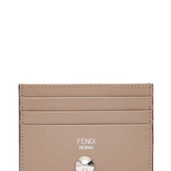 Leather Card holder - Fendi | WOMEN | US STYLEBOP.COM