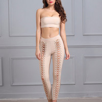 Laced Two Piece Set