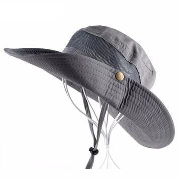 Sun Hat Fishing Hat Outdoor Hiking Hatsfor Camping Hat for Men Hats for Women