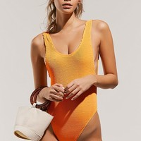 BOUND By bond-eye The Mara One-Piece Swimsuit | Urban Outfitters