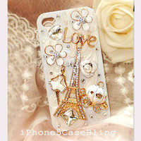 iphone 5s case, iphone 5c case, iphone 5 case, ipod touch 4 case, ipod touch 5 case, bling ipod touch 5 case, iphone 4 case eiffel tower