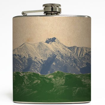 Blue Ridge Mountains - Camping Flask