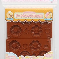3D molds for clay donuts cookies - Molds - Arts and Crafts