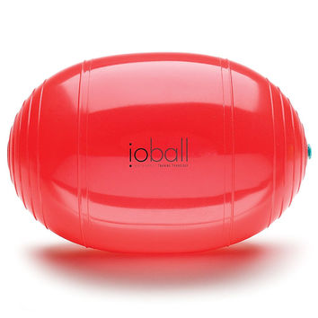IO-Ball - Inflatable Exercise Ball for Fitness and Physical Therapy