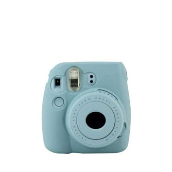 Luminous Jelly Sets Shell Mini Protective Case Skin Shell for Polaroid for Fujifilm and for Instax Mini 8 Instant Cameras