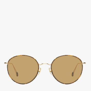 Ahlem / Madeleine Sunglasses in Champagne Windsor