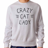 Crazy Cat Lady 3460 Sweater Man and Sweater Woman