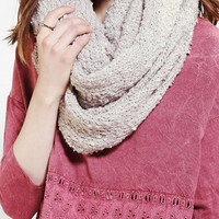 Soft Boucle Eternity Scarf