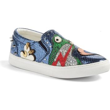 Marc Jacobs Mercer Embellished Slip-On Sneaker (Women) | Nordstrom