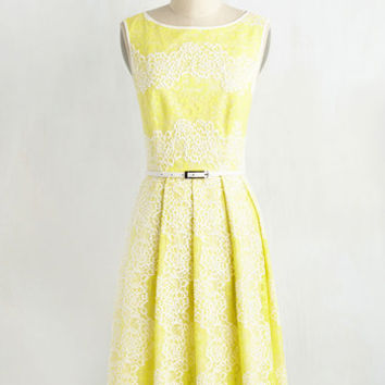 Timeless Vibrance Dress | Mod Retro Vintage Dresses | ModCloth.com