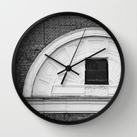 Theatre in a Wall Wall Clock by Cinema4design