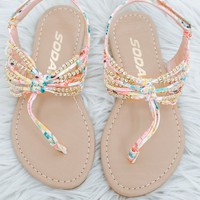 Girls Garden Walk Sandals