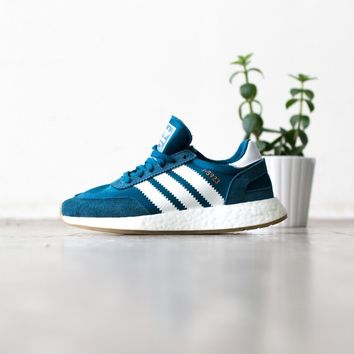 KUYOU Adidas Women's Iniki I-5923 (Sea Blue)