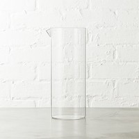 beaker small glass pitcher