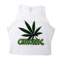 THE CHRONIC CROP TOP