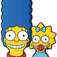 Santa Cruz Simpsons Marge and Maggie Skateboard Deck (37.7-Inch 10.3-Inch)