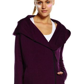 Nike Tech Fleece Cape – Mulberry
