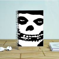 The Misfits Photo Notebook Auroid