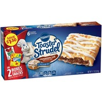 Pillsbury™ Toaster Strudel Cinnamon Roll Toaster Pastries, 6 count, 11.5 oz - Walmart.com
