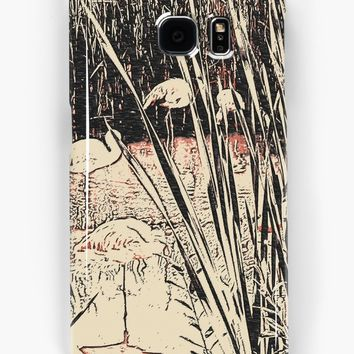 'Guys, really, no need to look for that coin!' Samsung Galaxy Case/Skin by sexyjustsexy