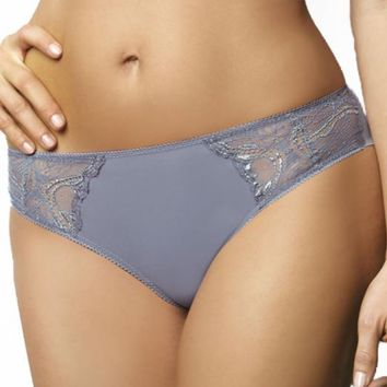 Tanga Panty No VPL Kinga Moonstone Blue