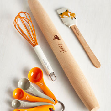 Critters Keep Your Kitchen Keen Baking Set by ModCloth