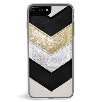 Shade Wallet Embroidered iPhone 7/8 Plus Case