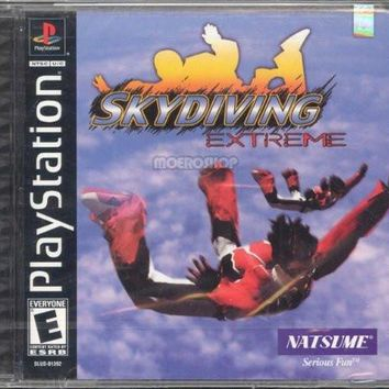 Skydiving Extreme (Sony PlayStation, 2001)