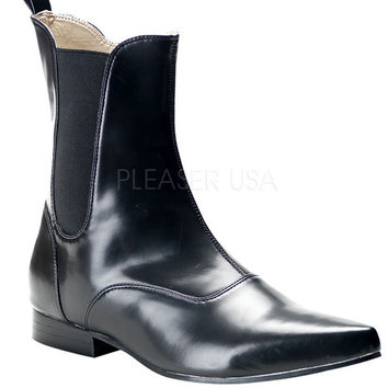 Mens Beatle Ankle Length Boots