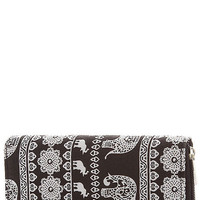 Elephant Dream Wallet- Black