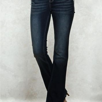 Sasha Flare High Rise Luxe Jeans