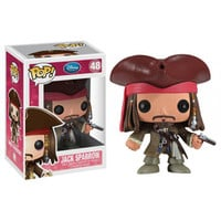 Funko POP! Disney - Vinyl Figure - JACK SPARROW (4 inch)(Pre-Order ships July): BBToyStore.com - Toys, Plush, Trading Cards, Action Figures & Games online retail store shop sale