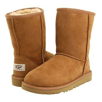 UGG Fashion Women Men Personality Winter Warm Snow Boots Shoe Brown I