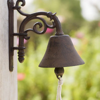 Decorative Garden Bell ? Cox & Cox, the difference between house and home.