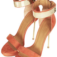 LOLLY Skinny Heel Sandals - Heels  - Shoes
