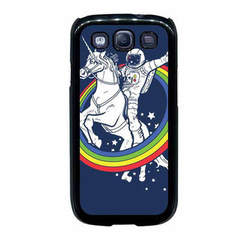 epic combo super man astronout horse samsung galaxy s3 s4 cases