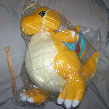 "POKEMON JUMBO CUDDLE PILLOW PLUSH 24"" Inch DRAGONITE"