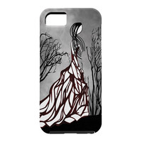 Amy Smith Lost In The Woods Cell Phone Case