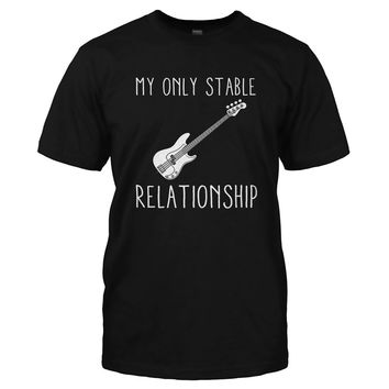 My Only Stable Relationship - Bass Guitar